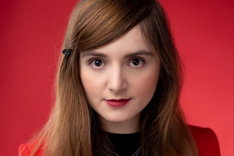 Cosima Serban (Fotocredits: contrastblack Studio)